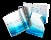 Flyer -/- 10%, Folder -/- 10%, Brochure -/- 10%
